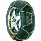 Konig T9 Car Snow Chains - Snowchains For 19' (Inch) Wheels - All Tyre Sizes