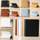 IPAD 2 3rd PU Leather Briefcase Cover Skin Bumper Case Folio Stand With Pocket