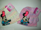 Boys Baby's Disney Minnie Mouse Hat & Gloves Sets 2-4 & 4-6 years NEW
