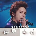 CNBLUE YONGHWA - Six angles Crystal Earring  #CN64