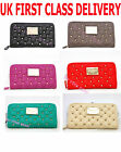 New LYDC studded purse with dust bag and gift box UK post bag coin wallet L122