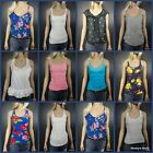 Hollister by Abercrombie & Fitch Womens Tank Top Cami NWT Lace Sexy HCO A&F