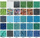 Czech 11/0 Opaque Seed Beads 12-strand Hank 4