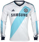 BNWT Official Adidas Chelsea Away Shirt - Football Jersey/All Sizes/Long Sleeved