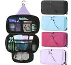 Waterproof Hanging Travel Toiletry Wash Makeup Skincare Cosmetic Bag Organizer