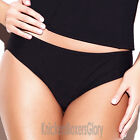 Panache Swimwear Holly Classic Bikini Brief/Bottoms Black SW0626 NEW Select Size