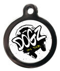 PET ID TAGS for Holiday Vacation Petsitter Kennel -Dog Cat Disc - Engraved FREE