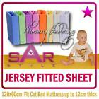 ☆ 100 % COTTON  ☆ 120x60 BABY COT BED FITTED SHEET/ NURSERY/BEDDIND/MATTRESS ☆