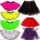 NEON TUTU  SKIRT 80'S FANCY DRESS petticoat