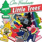 Little Trees Air Freshener Hanging Car Auto Home Office Room Fresher Mirror Hang