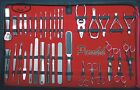 34 PCS FULL RANGE GERMAN STAINLESS STEEL MANICURE AND PEDICURE TOOL SET