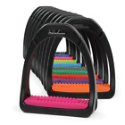 NEW Shires Compositi Performance Polymer Adult Lightweight Stirrups - Colours