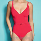 Freya Swimwear Fever Underwired Plunge Swimsuit Red NEW 3332 Select Size