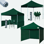 10x10 EZ Pop Up Outdoor Canopy Party Shade Tent Commercia...