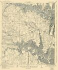 Topographical Map - St Marys Florida, Georgia Quad - War ...