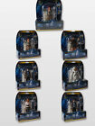 Doctor Who Uncle, Eleventh, Astronaut, RIVER SONG, Idris & 5 CUBES, Ganger FLESH