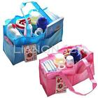 Outdoor Portable Baby Diaper Nappy Milk Bottle Water Storage Changing Bag Tote