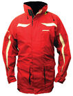 Wet Weather Jacket 100% Waterproof Sailing/Yachting/Fishing/Motorcycle Safety Re
