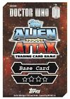 Doctor Who Alien Attax Topps *CHOOSE YOUR CARD* Base Card 230-240