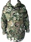 BRITISH ARMY MTP CAMOUFLAGE WINDPROOF SMOCK - BRAND NEW ISSUE MULTICAM JACKET