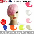 1pcs Clip in on Bang Fringe Hair Extension new design neat stylish fashion