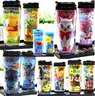 13oz Disney PP Plastic Insulated Thermos Contigo Travel Water Coffee Tea Mug Cup