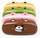 Universal Type Cute Animal Face Sunglass Glasses Box Stationery Case Box