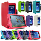 "Stylish Luxury Flip PU Leather Case Cover for ASUS MeMO Pad HD 7"" ME173X"