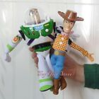 "Toy Story 3 WOODY BUZZ Lightyear Doll Figure 8"" New"