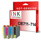 non-oem Ink Cartridges Replace For T0711 T0712 T0713 T0714