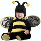 NEW inCharacter Lil' Stinger Bee Halloween Costume 6-12, 12-18, 18-24 months