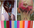"New 22"" Long Clip On Hair Extension Piece Party 3pcs Each Package More Colors"