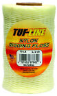 Внешний вид - TUF LINE NYLON RIGGING FLOSS-- 70 LB - 270 YDS - BULK SPOOL - CHOOSE COLOR