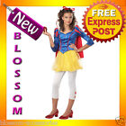 CK112 Sassy Snow White Tween Book Week Disney Halloween Fancy Dress Costume