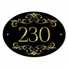 House Name Door Number, Plate/Plaque Sign. Personalised .