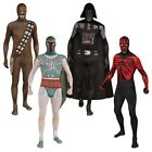 Star Wars 2nd Skin Full Body Suit Costume Zentai Stretch Halloween Fancy Dress $35.99 USD on eBay