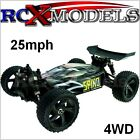 Fast Electric RC Buggy Off Road 1/18 Radio Remote Controlled Car 4x4 4WD UK Mini