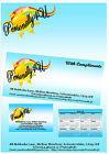 Business Stationery Packs - 250, 500 - letterheads, compliments, business cards