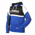 Genuine Yamaha Paddock Blue Hoody Mens Top Jetski Racing MX Bike