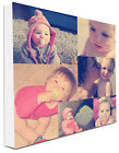Photo Collage on Canvas plus create a Retro Glow Effect HIGHEST QUALITY CANVAS