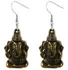 A026 elephant Earrings U pick iron or Stainless Steel hook&circle New Arrive