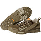 5.11 TACTICAL MENS RECON TRAINERS ACTION FOOTWEAR LACE UP RUNNING SHOES COYOTE