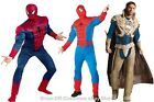 MENS SUPERHERO FANCY DRESS COSTUME