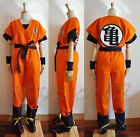 Dragonball Z Son Goku Kurrin Yamcha Cosplay Party Costume Full Set Free Shipping