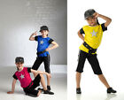 GIRL TALK Yellow Red Blue GROUPS Dance Hip Hop Jazz Tap Costume CXS-2XL 13-153