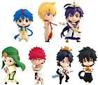 Magi The Labyrinth of Magic Grand Ani-Chara Heroes Aladdin/Alibab/Sinbad/Ja'far