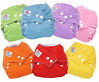 3pcs Adjustable Reusable Washable Baby Soft Cloth Diaper Nappies Without Insert