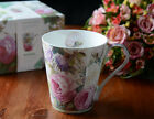 V A 'Brompton Rose' FINE BONE CHINA MUG In Gift Box VICTORIA ALBERT MUSEUM