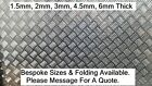 Aluminium Tread Chequer Kick Plate Treadplate 5 Bar Sheet various sizes