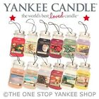 Yankee Candle Scented Car Jar Variety